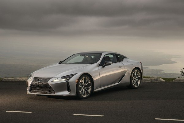 2018 Lexus LC 500 - Picture 710837   car review @ Top Speed