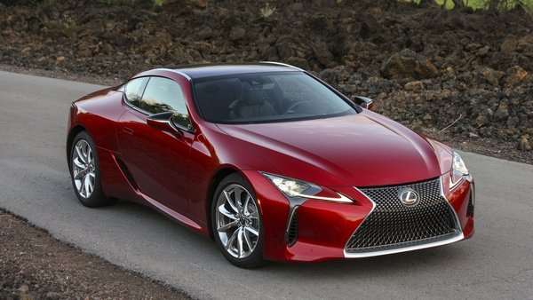 2018 lexus lc 500 car review top speed. Black Bedroom Furniture Sets. Home Design Ideas