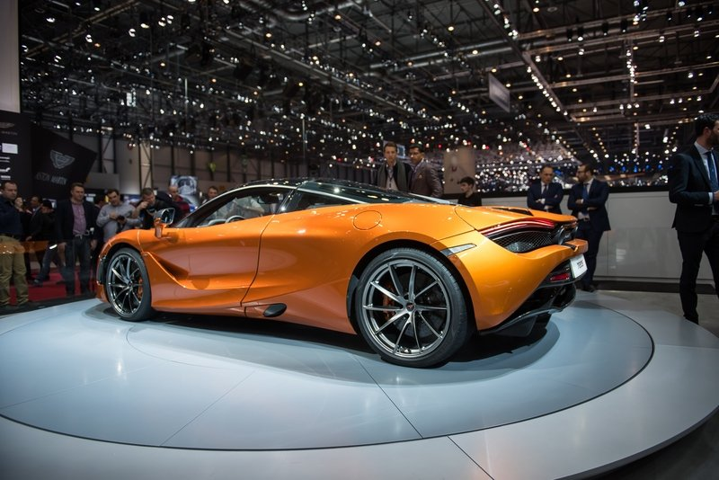 2018 McLaren 720S High Resolution Exterior AutoShow - image 709291