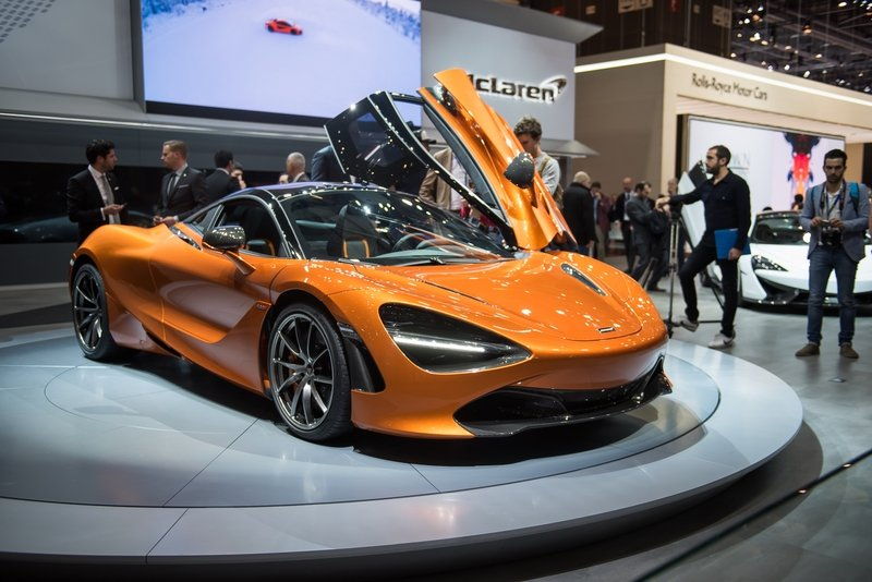 2018 McLaren 720S High Resolution Exterior AutoShow - image 709294