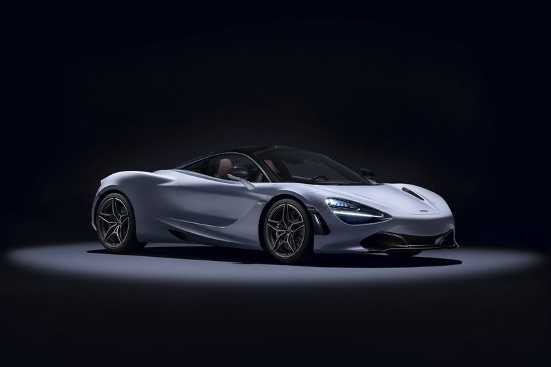 2018 McLaren 720S High Resolution Exterior - image 709858