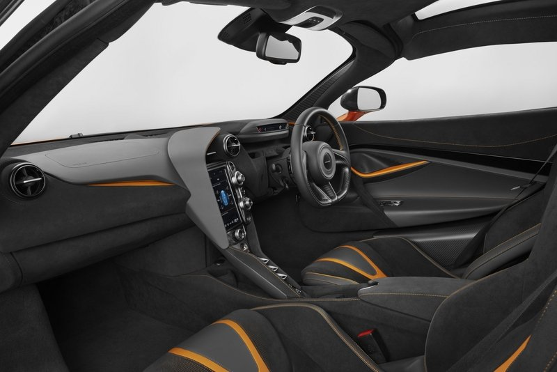2018 McLaren 720S High Resolution Interior - image 709864
