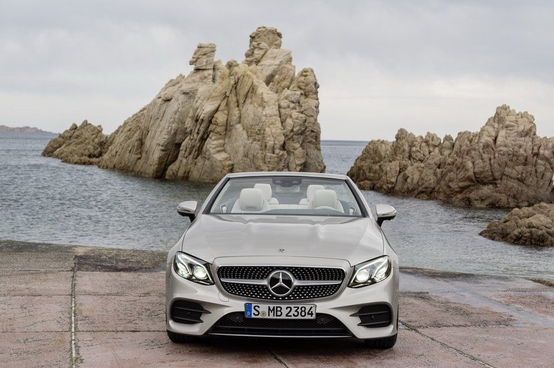 2018 Mercedes-Benz E-Class Cabriolet High Resolution Exterior - image 707549