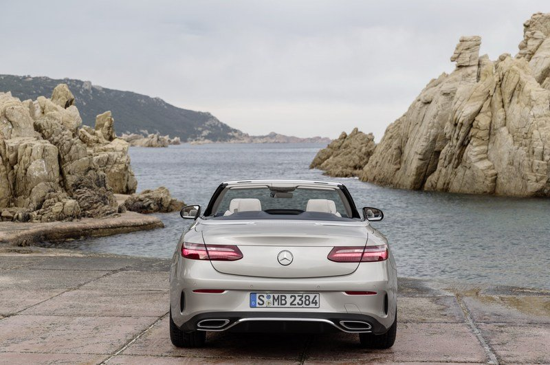 2018 Mercedes-Benz E-Class Cabriolet High Resolution Exterior - image 707550