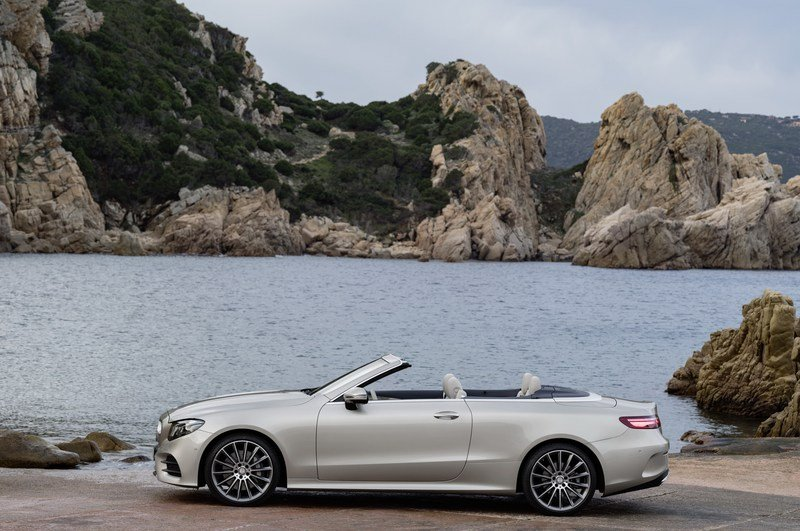 2018 Mercedes-Benz E-Class Cabriolet High Resolution Exterior - image 707553