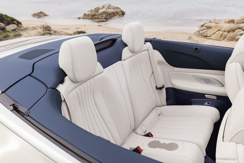 2018 Mercedes-Benz E-Class Cabriolet High Resolution Interior - image 707560