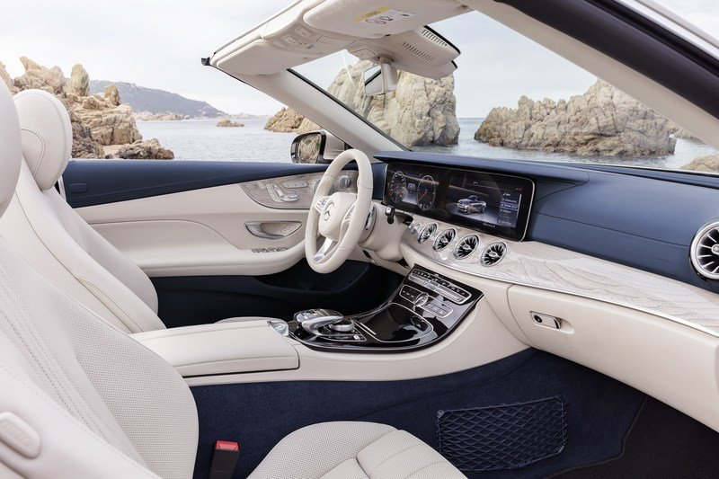 2018 Mercedes-Benz E-Class Cabriolet High Resolution Interior - image 707561