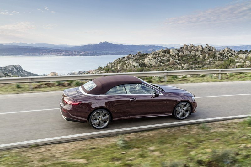 2018 Mercedes-Benz E-Class Cabriolet High Resolution Exterior - image 707567