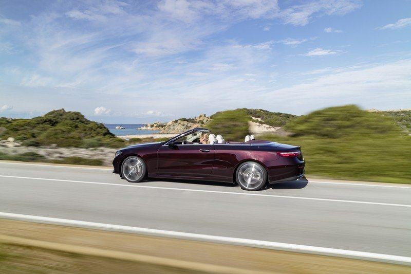 2018 Mercedes-Benz E-Class Cabriolet High Resolution Exterior - image 707570