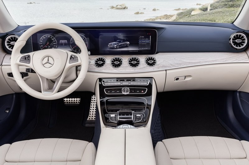 2018 Mercedes-Benz E-Class Cabriolet High Resolution Interior - image 707776