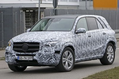 2018 Mercedes-Benz GLE - image 710343