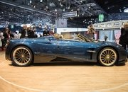 Pagani Has an EV in the Works and Even an SUV, but What Does That Mean for the Legendary V-12? - image 709424
