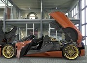 Pagani Has an EV in the Works and Even an SUV, but What Does That Mean for the Legendary V-12? - image 710201