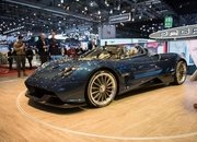 Pagani Has an EV in the Works and Even an SUV, but What Does That Mean for the Legendary V-12? - image 709415