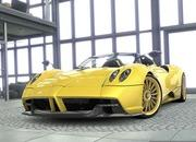 Pagani Has an EV in the Works and Even an SUV, but What Does That Mean for the Legendary V-12? - image 710100