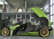 Pagani Has an EV in the Works and Even an SUV, but What Does That Mean for the Legendary V-12? - image 710107