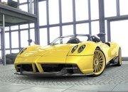 Pagani Has an EV in the Works and Even an SUV, but What Does That Mean for the Legendary V-12? - image 710111