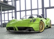 Pagani Has an EV in the Works and Even an SUV, but What Does That Mean for the Legendary V-12? - image 710118