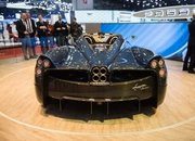 Pagani Has an EV in the Works and Even an SUV, but What Does That Mean for the Legendary V-12? - image 709420