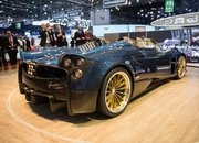 Pagani Has an EV in the Works and Even an SUV, but What Does That Mean for the Legendary V-12? - image 709422