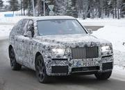 Rolls-Royce Will Debut the Cullinan on May 10th - image 710423