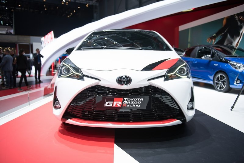 2018 Toyota Yaris GRMN High Resolution Exterior AutoShow - image 709452