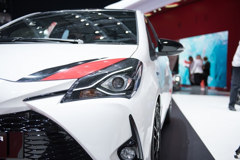 2018 Toyota Yaris GRMN High Resolution Exterior AutoShow - image 709453