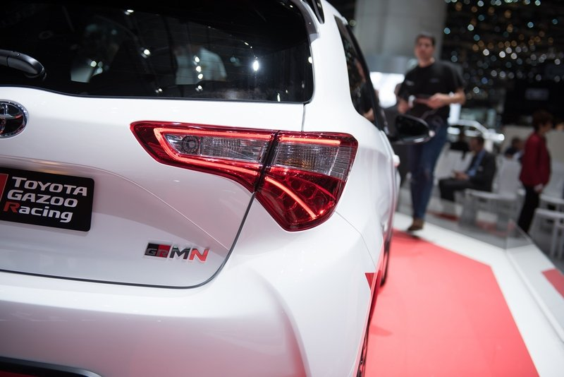 2018 Toyota Yaris GRMN High Resolution Exterior AutoShow - image 709446