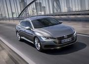 Volkswagen Arteon Is Proof that Volkswagen Learned Something From the CC Fiasco - image 707921