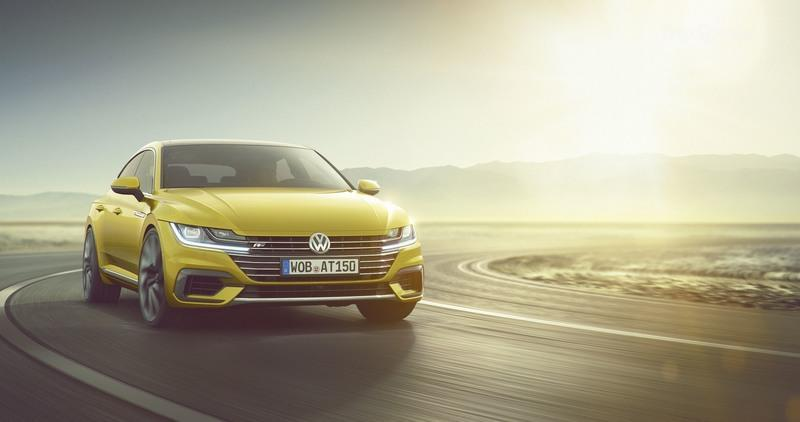 Volkswagen Arteon Is Proof that Volkswagen Learned Something From the CC Fiasco