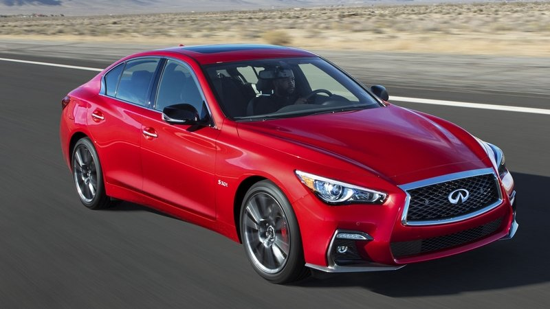 Infiniti Q50 News And Reviews | Top Speed