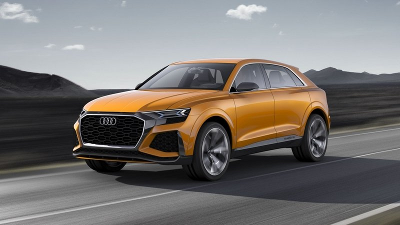 The Audi Q8 Sport Is More Potent and Makes the Q8 e-Tron Easy to Forget