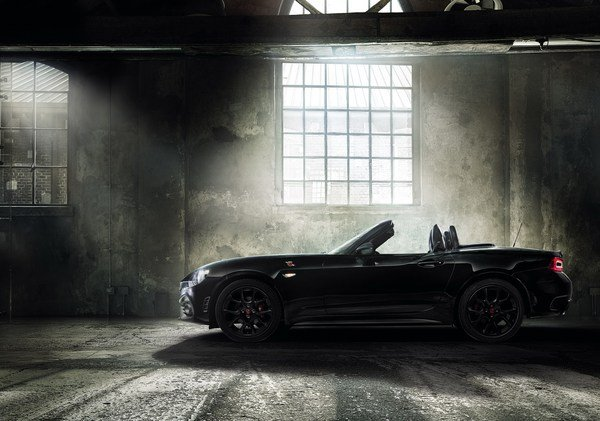 2017 abarth 124 spider scorpione car review top speed. Black Bedroom Furniture Sets. Home Design Ideas