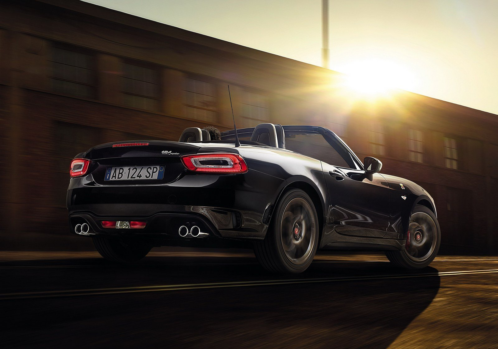 2017 abarth 124 spider scorpione picture 707259 car review top speed. Black Bedroom Furniture Sets. Home Design Ideas