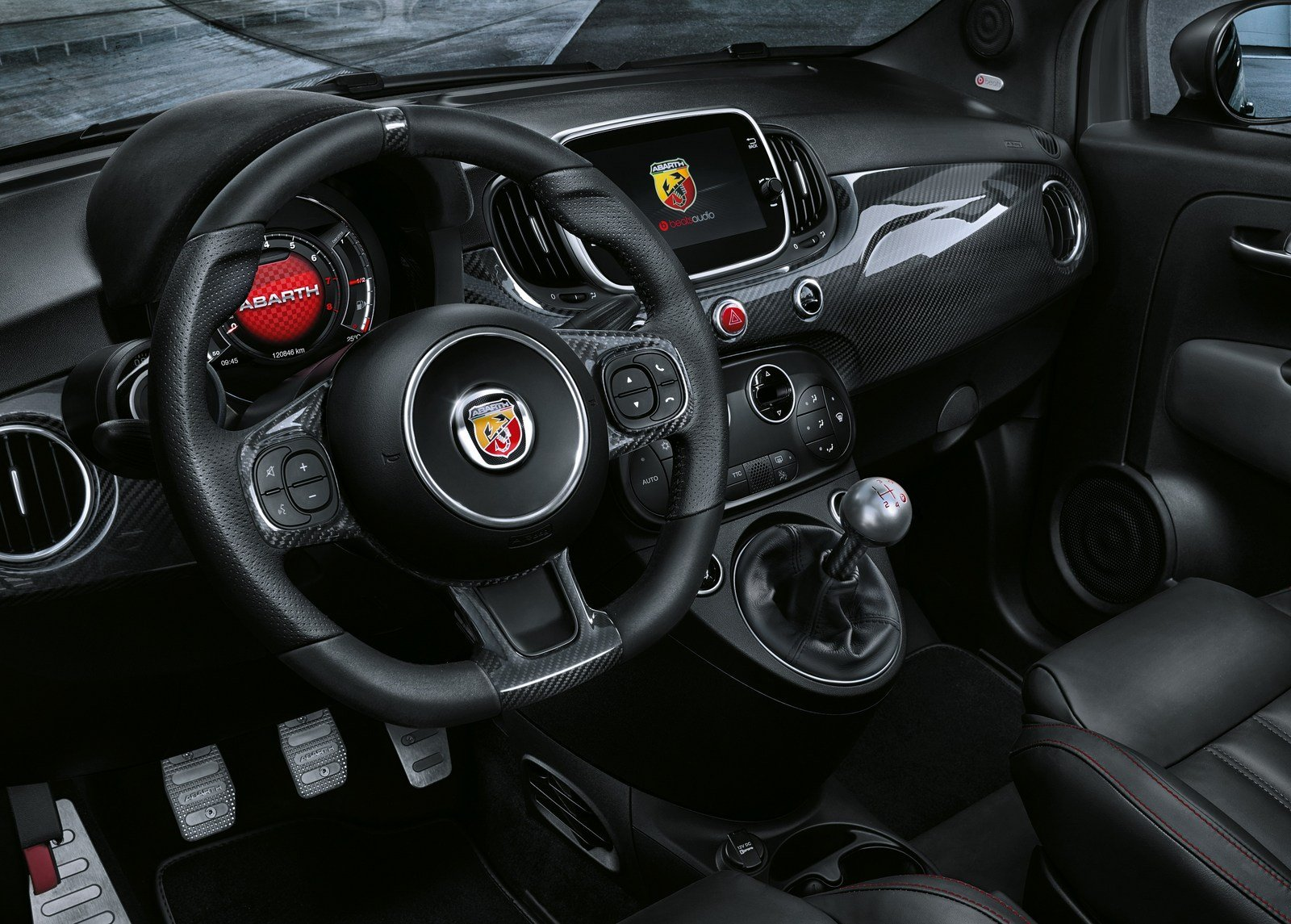 2017 abarth 695 xsr yamaha limited edition picture. Black Bedroom Furniture Sets. Home Design Ideas