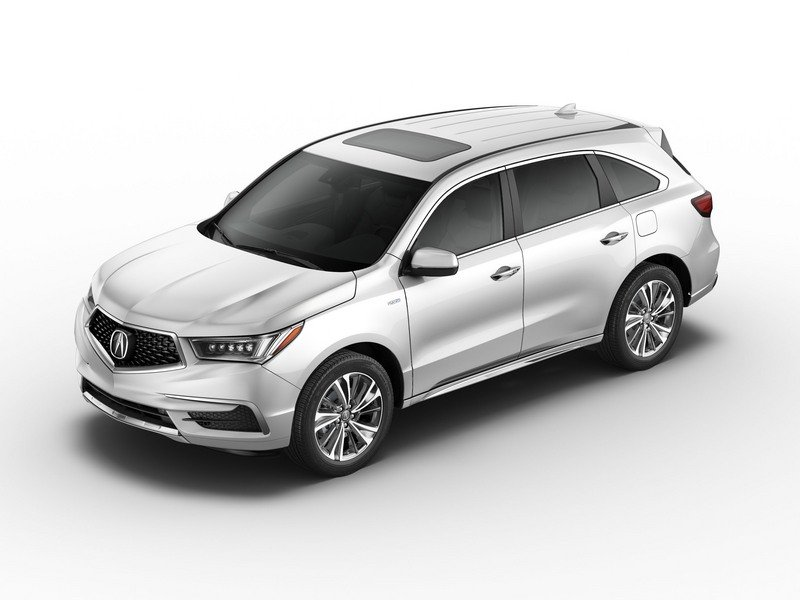 2017 Acura MDX Sport Hybrid High Resolution Exterior - image 710603