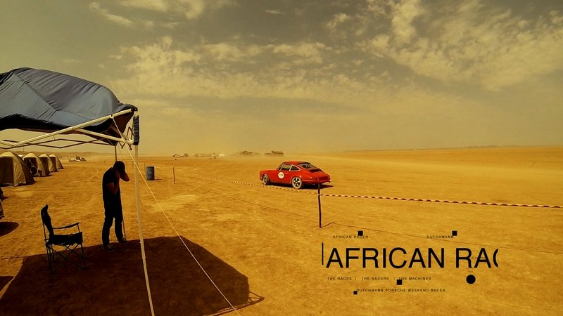 """African Racer"" Web Series Looks Slick On Your iPhone"