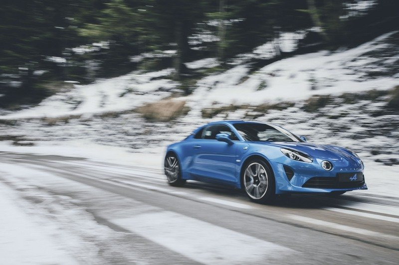 The Alpine A110S Has Been Announced And We'll Probably See it at Le Mans