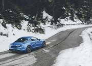 The New Alpine A110 Is A Nice Tribute To The Past - image 708507