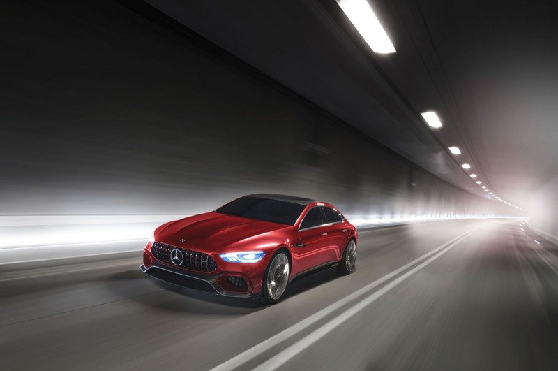AMG is Making a Huge Push Toward Electrification, And You Need to Know What to Expect High Resolution Exterior - image 708200