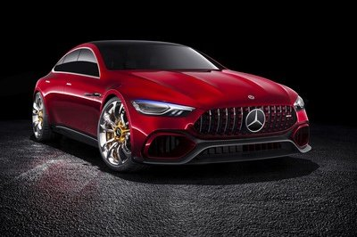 2017 Mercedes-AMG GT Concept - image 708206