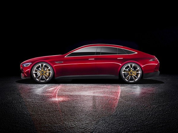 mercedes-amg gt concept is the beefed-up 4-door sports car you 039 ve been asking for - DOC708195