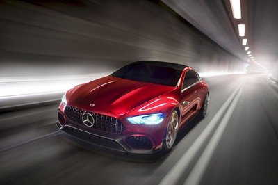 2017 Mercedes-AMG GT Concept - image 708191