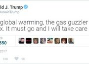 President Trump wants to Remove Gas Guzzler Tax - image 711781