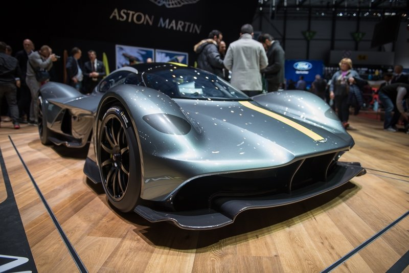 Aston Martin Prepares Competitor For The McLaren 720S