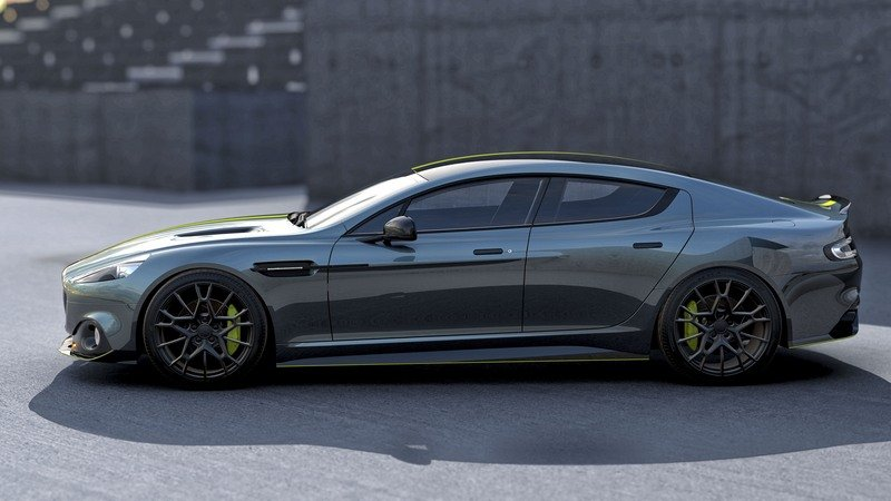 2017 Aston Martin Rapide AMR Concept High Resolution Exterior - image 708397
