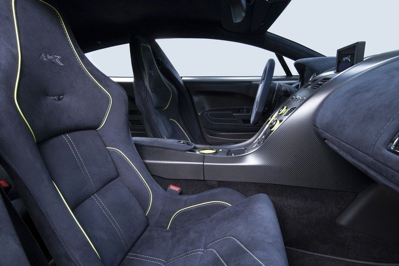2017 Aston Martin Rapide AMR Concept High Resolution Interior - image 708382
