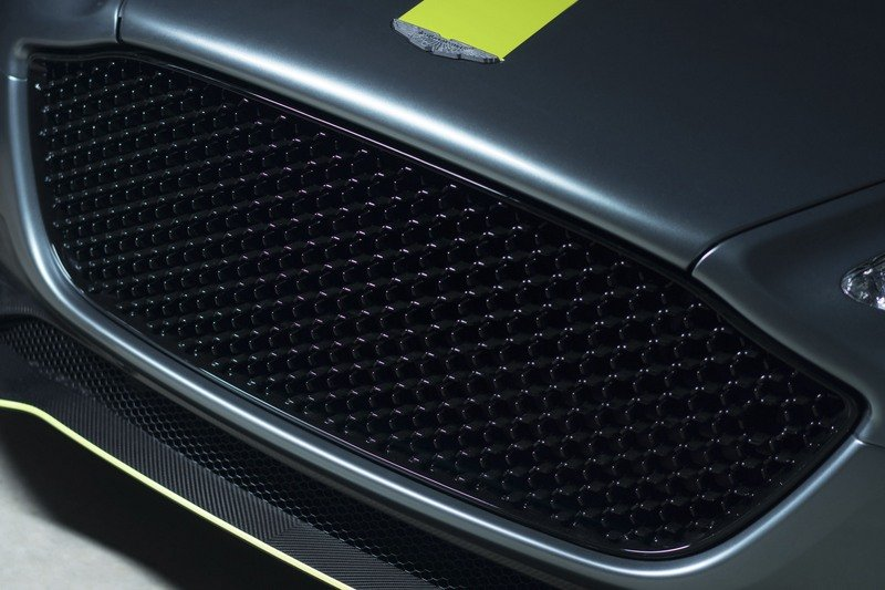 2017 Aston Martin Rapide AMR Concept High Resolution Exterior - image 708386