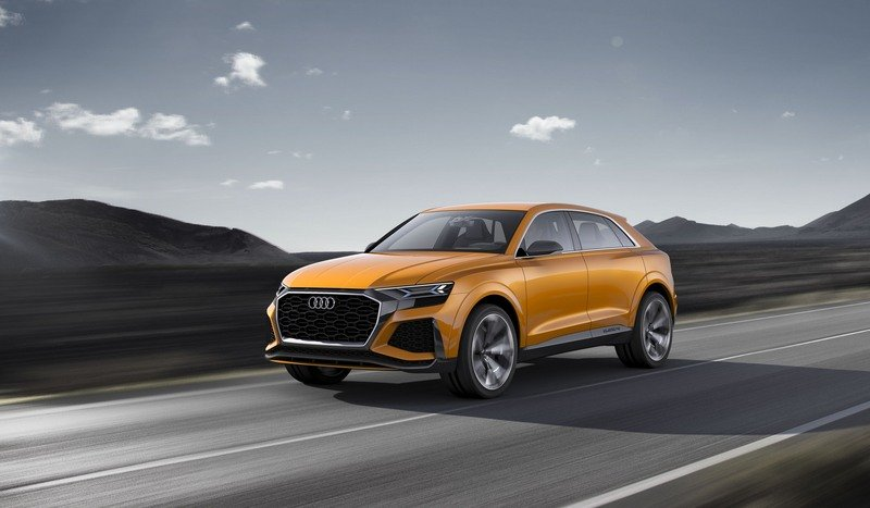 The Audi Q8 Sport Is More Potent and Makes the Q8 e-Tron Easy to Forget High Resolution Exterior - image 708605