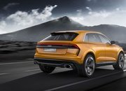 The Audi Q8 Sport Is More Potent and Makes the Q8 e-Tron Easy to Forget - image 708607